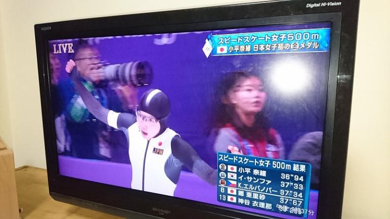 image 日本勢10個目のメダルは・・・!