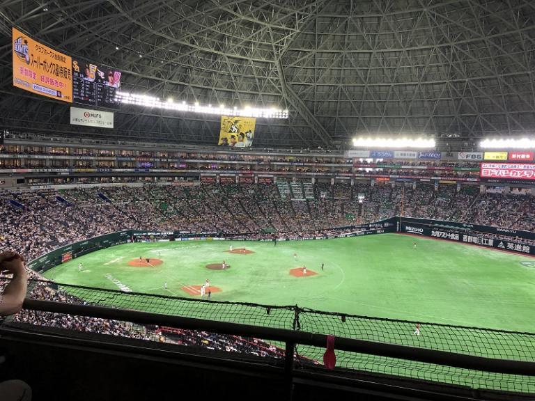 image 野球観戦