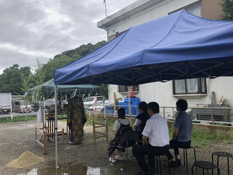 image M様邸地鎮祭/久留米市