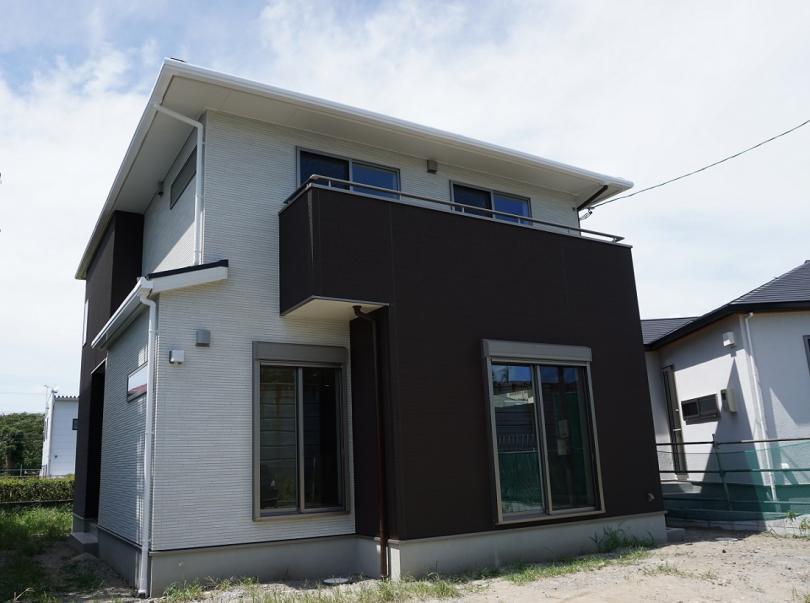 image オープンな間取りとシンプルな内装でのびのび暮らせる家<span>久留米市高良内町E様邸</span>