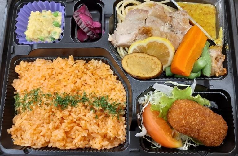 image 本日のお弁当