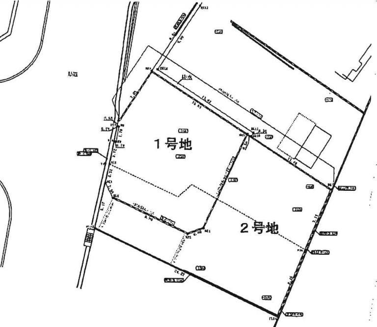 image 三潴町西牟田分譲地