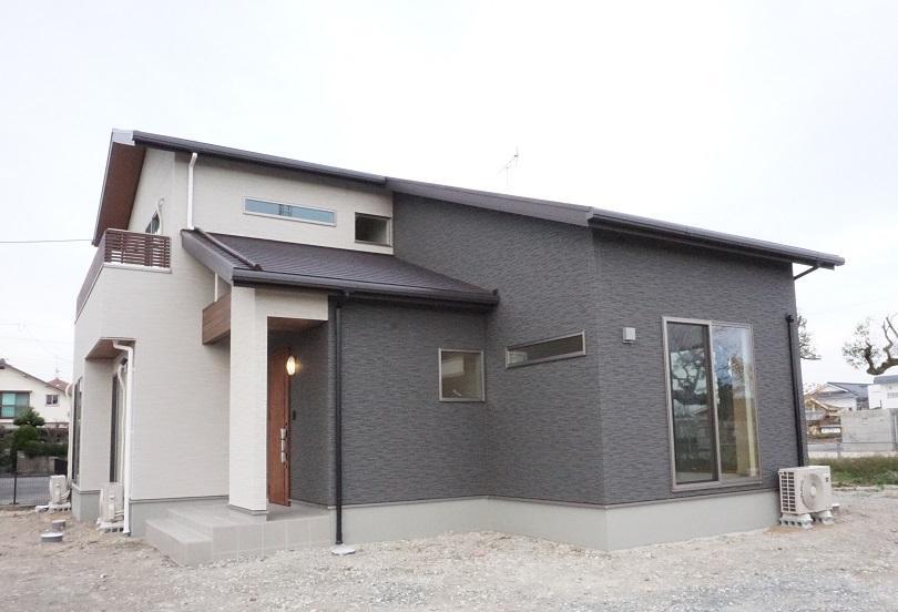 image ナチュラルな雰囲気の二世帯 二階建て 佐賀市K様邸